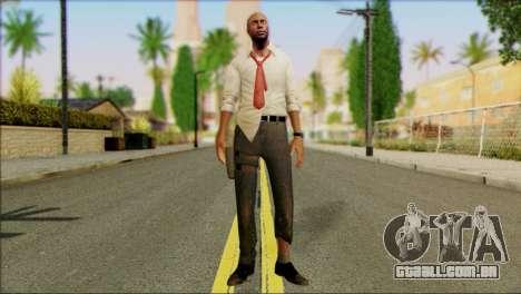 Left 4 Dead Survivor 2 para GTA San Andreas
