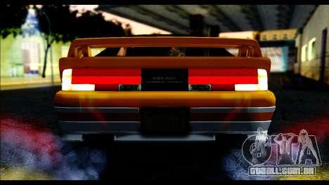 GTA 5 Ruiner Tuning para GTA San Andreas vista direita