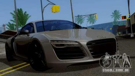 ENBSeries para PC fraco v4 para GTA San Andreas sexta tela