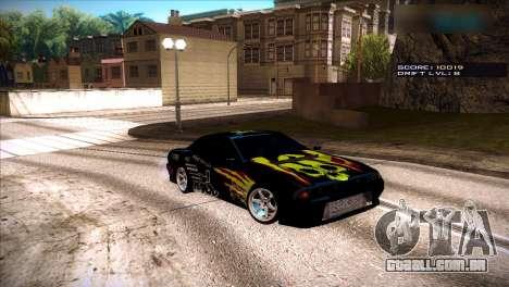 Vinis para Elegia para GTA San Andreas terceira tela