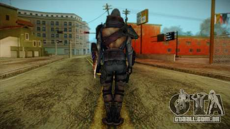Blackwatch from Prototype 2 para GTA San Andreas segunda tela