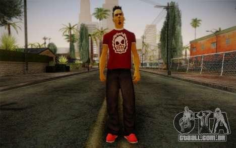 Ginos Ped 32 para GTA San Andreas