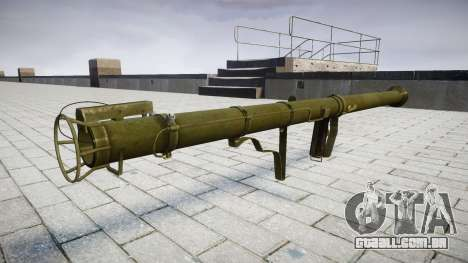 M9A1 Bazooka para GTA 4 segundo screenshot