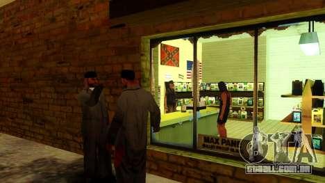 Recuperação de estações de Los Santos para GTA San Andreas segunda tela