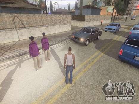 ENB_OG para PC fraco para GTA San Andreas quinto tela