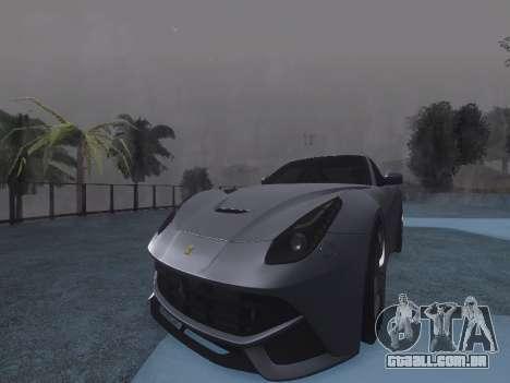 ENB_OG para PC fraco para GTA San Andreas por diante tela