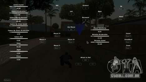 CumHunt - plugin para o vídeo para GTA San Andreas terceira tela