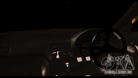 Nissan 180SX Monster Energy para GTA San Andreas traseira esquerda vista