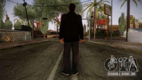 Gedimas Jeffm Skin HD para GTA San Andreas segunda tela