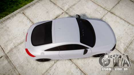 Audi TT RS 2010 para GTA 4 vista direita
