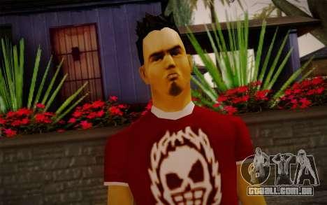 Ginos Ped 32 para GTA San Andreas terceira tela