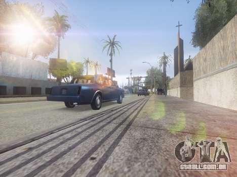 ENB_OG para PC fraco para GTA San Andreas