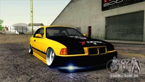 BMW M3 E36 Camber Style para GTA San Andreas