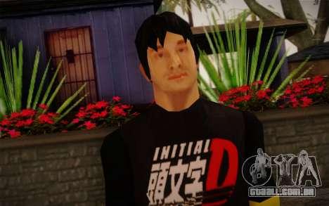 Ginos Ped 12 para GTA San Andreas terceira tela