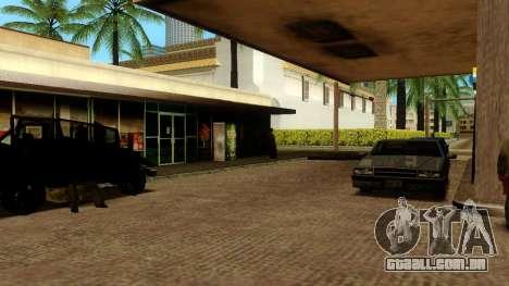 Recuperação de estações de Los Santos para GTA San Andreas oitavo tela