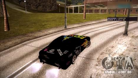Vinis para Elegia para GTA San Andreas por diante tela