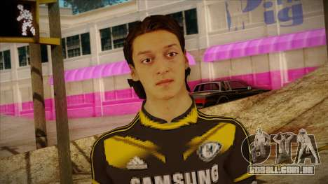 Footballer Skin 4 para GTA San Andreas terceira tela