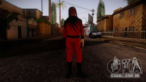 Kane Masked from  Smackdown Vs Raw para GTA San Andreas