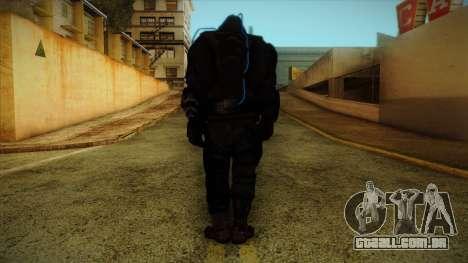 Super Soldier from Prototype 2 para GTA San Andreas segunda tela