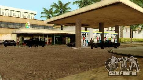 Recuperação de estações de Los Santos para GTA San Andreas décimo tela