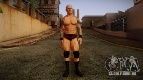 Randy Orton from Smackdown Vs Raw para GTA San Andreas