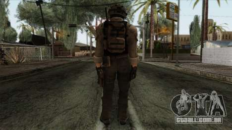 Modern Warfare 2 Skin 15 para GTA San Andreas segunda tela
