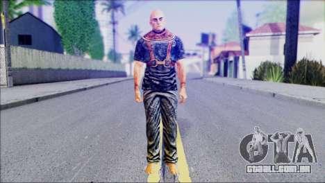 Outlast Skin 3 para GTA San Andreas