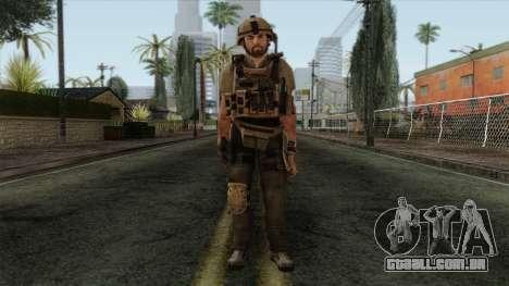 Modern Warfare 2 Skin 13 para GTA San Andreas