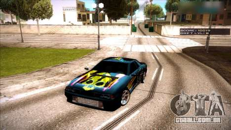 Vinis para Elegia para GTA San Andreas segunda tela