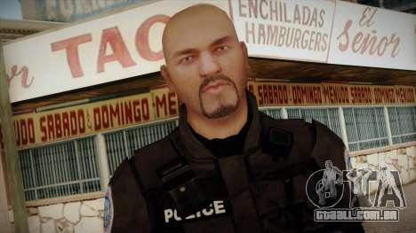 GTA 4 Emergency Ped 15 para GTA San Andreas terceira tela