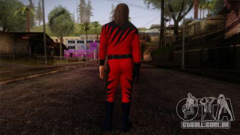 Kane Masked from  Smackdown Vs Raw para GTA San Andreas segunda tela