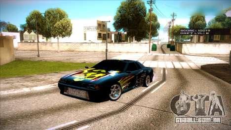 Vinis para Elegia para GTA San Andreas