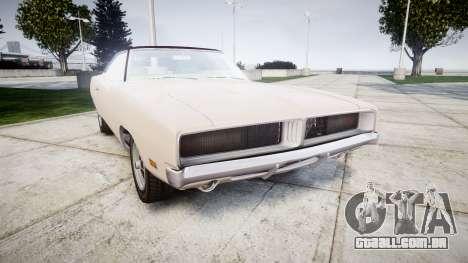 Dodge Charger RT 1969 para GTA 4