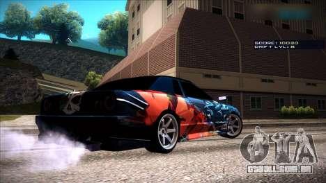 Vinis para Elegia para GTA San Andreas sexta tela