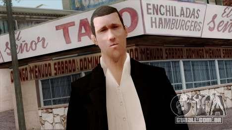 LCN Skin 3 para GTA San Andreas terceira tela