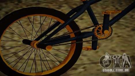 BMX Life edition para GTA San Andreas esquerda vista