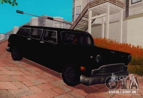 Cabbie Wagon para GTA San Andreas