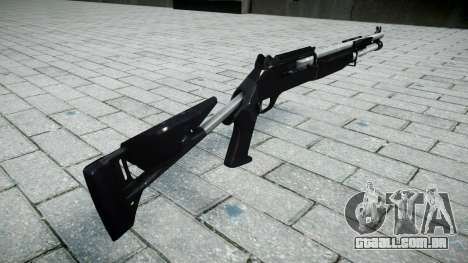Espingarda XM1014 para GTA 4 segundo screenshot