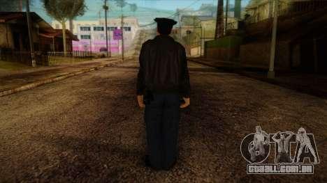 GTA 4 Emergency Ped 7 para GTA San Andreas segunda tela
