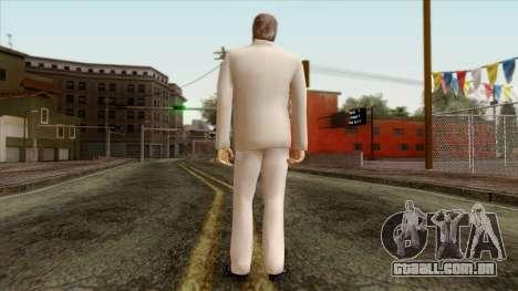 LCN Skin 1 para GTA San Andreas segunda tela
