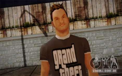 Ginos Ped 21 para GTA San Andreas terceira tela