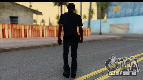 GTA San Andreas Beta Skin 5 para GTA San Andreas segunda tela