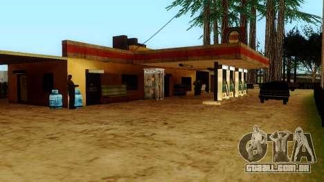 Recuperação de estações de Los Santos para GTA San Andreas sétima tela
