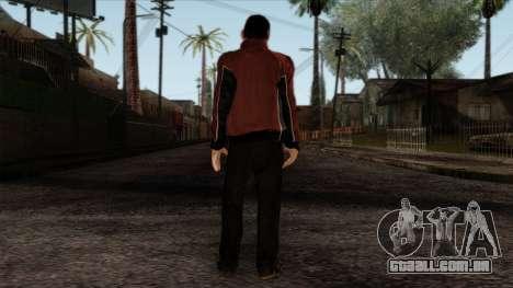 GTA 4 Skin 14 para GTA San Andreas segunda tela