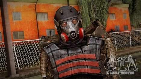 Duty Exoskeleton para GTA San Andreas terceira tela