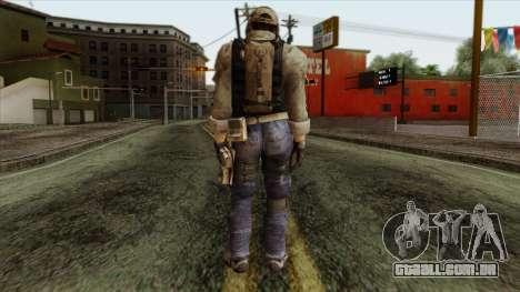 Modern Warfare 2 Skin 16 para GTA San Andreas segunda tela