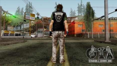 GTA 4 Skin 9 para GTA San Andreas segunda tela