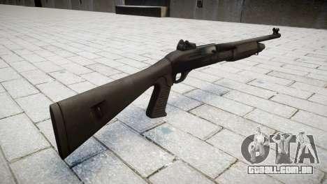 Fuzil de combate Benelli M3 Conversível para GTA 4 segundo screenshot