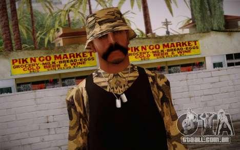 Ginos Ped 14 para GTA San Andreas terceira tela