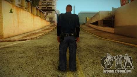 GTA 4 Emergency Ped 8 para GTA San Andreas segunda tela